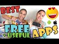 Best Free Useful Apps On My Phone 2015 | iOS + Android