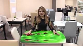 Обеденные столы и стулья. Стекло или керамика?(, 2016-04-05T13:44:04.000Z)