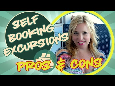 Self Booking Cruise Excursions Pros and Cons