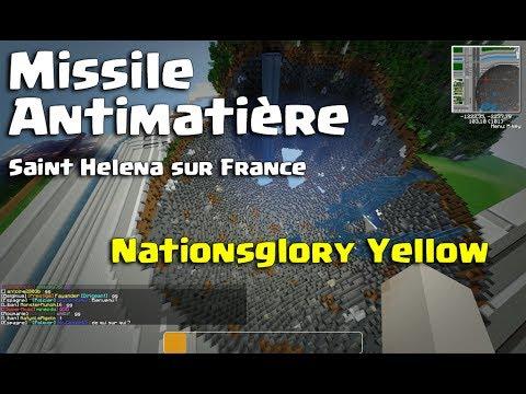 Antimatière Saint-Helena sur France - NationsGlory Yellow