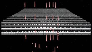 もののけ姫より「アシタカとサン」 / 久石譲(ピアノソロ演奏)