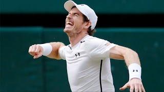 Andy Murray wins Wimbledon by beating Milos Raonic