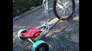 trike build part 2 on a budget