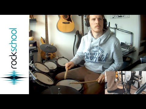 Relegation Riddim Rockschool Grade 2 Drums