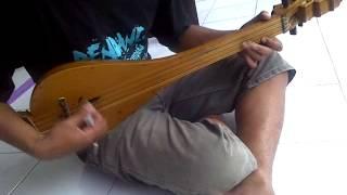 """Instrumen Musik Panting Banjar """"Japin Dua Saudara"""""""