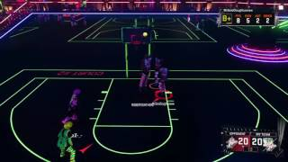 nba 2k17 park after dark election thoughts etc