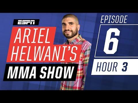 Max Holloway, Henry Cejudo, Kamaru Usman [Episode 6/Hour 3] | Ariel Helwani's MMA Show | ESPN