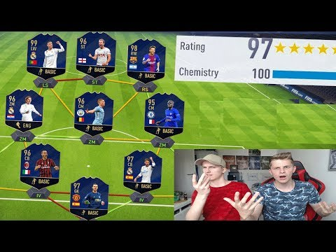 Schafft einer von uns das 100% unmögliche 197 RATED Fut Draft vor FIFA 19? - Fifa 18 Ultimate Team