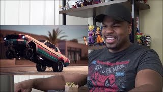 Need for Speed Payback: Official Story Trailer - REACTION!!!