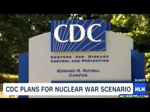 CDC TRAINING FOR NUCLEAR BOMB DETONATION INSIDE THE UNITED STATES!