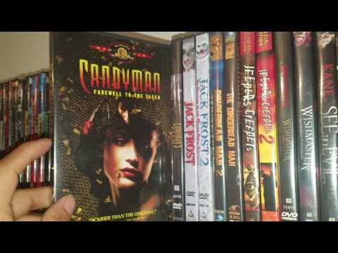 My Horror Movie Collection Ep 1 KILLERS