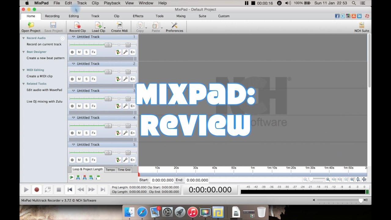 download mixpad full version crack