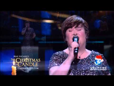 "Susan Boyle (Joel Osteen) ~ ""You Raise Me Up"" ~ (17 Nov 13)"