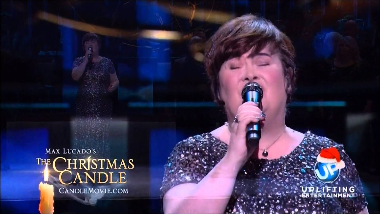 "Susan Boyle Joel Osteen ""You Raise Me Up"" 17 Nov 13"
