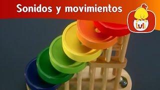 Sonidos y movimientos- Colores, Luli TV