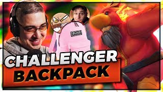 CHALLENGER BACKPACK WILL BE MINE! | ENEMY TEAM RAGE QUIT?! - Trick2G