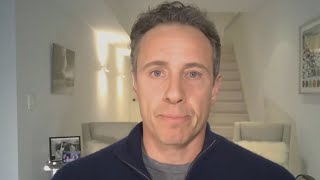 Chris Cuomo Says He's Still 'Not 100 Percent' Recovered From COVID-19