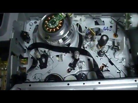 My Magnavox VCR has broken (smashing)