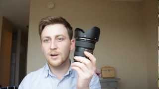 Tokina 12-24 f/4 II Review and video test