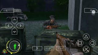 How to play brother in arms D-Day on Android phone ppsspp Android mode