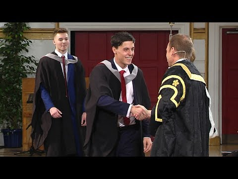 Degree Congregation 11am Thursday 13 July 2017 - University of Leicester
