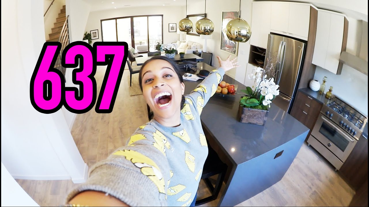 Lilly Singh Apartment