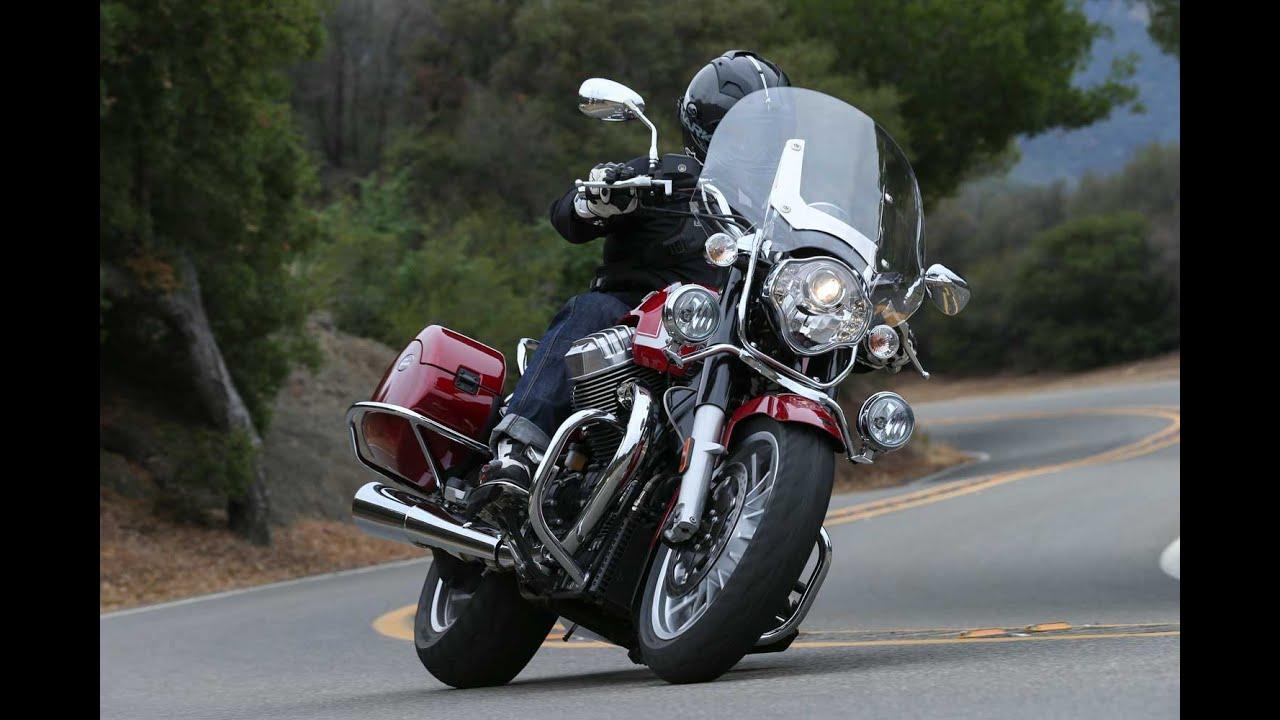2015 moto guzzi california 1400 touring s.e. motorcycle - youtube