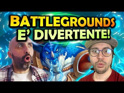 Hearthstone ITA: La Mia Prima Volta Con Budilicious... Su Battlegrounds!