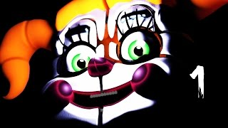 ou est circus baby fr fnaf 5 sister location 1