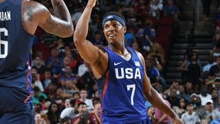 Kyle Lowry FULL Pre-Olympic Highlights - 4.8 PPG, 3.4 RPG, 5 APG