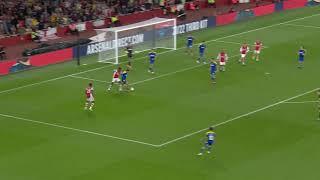 Арсенал  3-0  Уимблдон видео