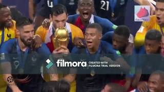 World Cup  2018 all goals and reviews. MESSI RONALDO  MBAPPE NEYMER MODRIC LUKAKU KROOS KANE