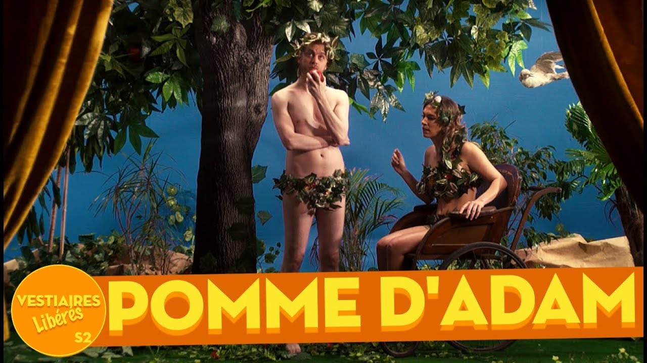 Anais Fabre Nue pomme d'adam (feat. jean vocat & anaïs fabre) - vestiaires libérés s2