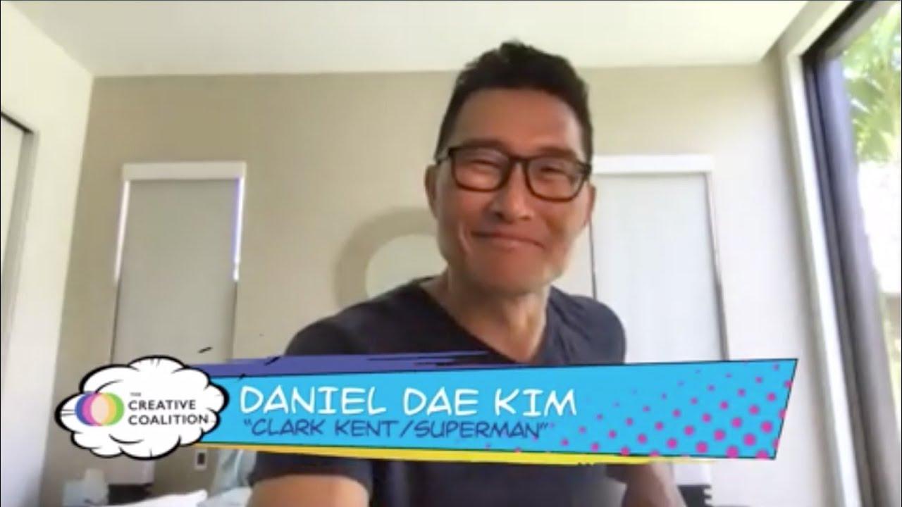 FanDome's Superman Radio Show Starring Daniel Dae Kim, Henry Winkler, Giancarlo Esposito And More!
