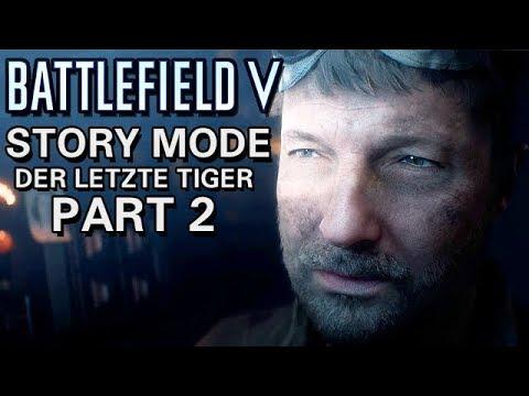 Battlefield V Kampagne PC ULTRA Gameplay German - Schwere Wahl thumbnail