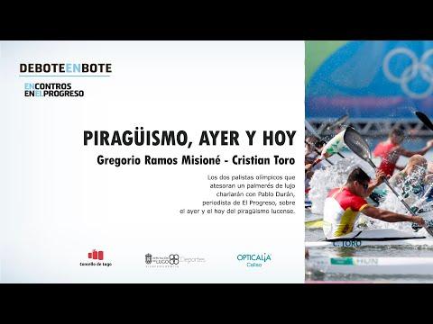 Misioné y Cristian Toro: memoria de la élite olímpica