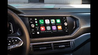 Volkswagen Car-Net App-Connect predstavitev