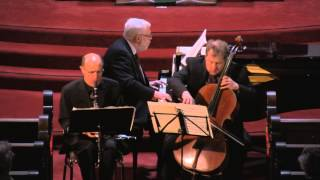 Graham Graber Rose Trio performs:  Paul Juon - Humoreske, Op  18, No 7 Thumbnail