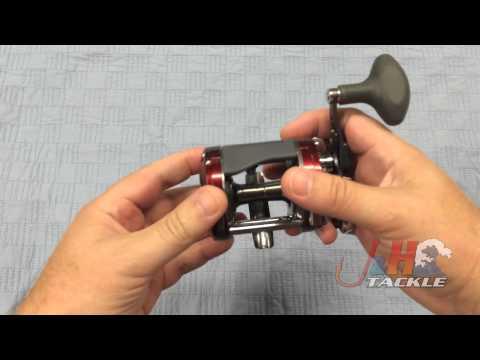 Abu Garcia Ambassadeur C3 Striper Special Round Baitcasting Reels | J&H Tackle