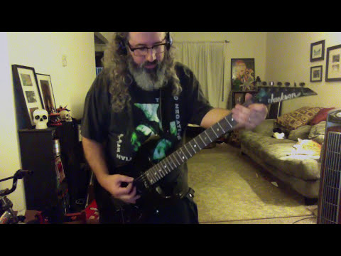 Opeth - The Grand Conjuration (Guitar Cover)