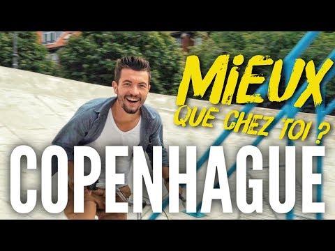 COPENHAGUE : VISITER LA VILLE LA + HEUREUSE DU MONDE