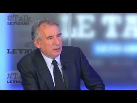 François Bayrou : «Sarkozy, c'est la culture de l'affrontement»