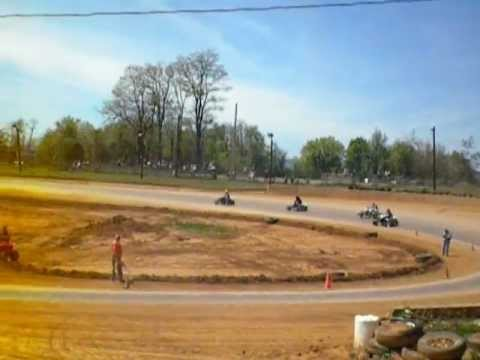 Flattrack Race Shippensburg Speedway