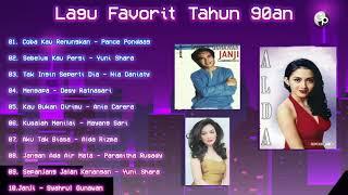 lagu favorite tahun 90an   Kumpulan Lagu Hits 90an