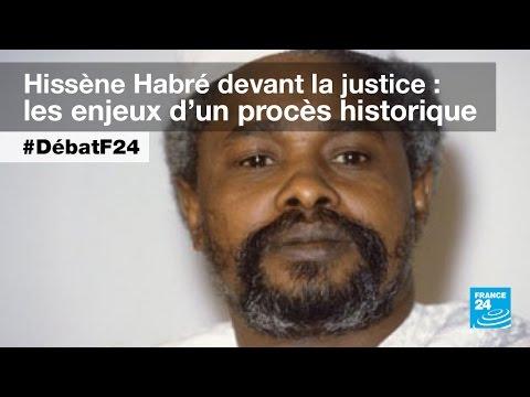 Hissène Habré : les enjeux d'un procès historique (Partie 2) - #DébatF24