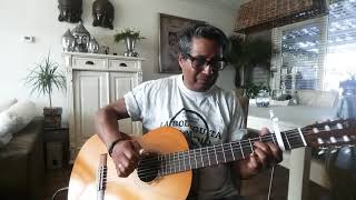If you leave me now-Chicago:fingerstyle by Jefjek.Lockdown version.