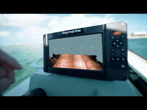 Introducing Raymarine Element with Lifelike Sonar Imaging