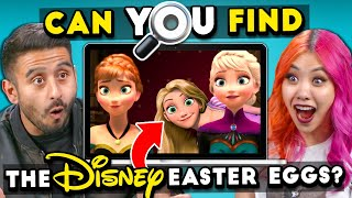 9 Disney Easter Eggs You Won't Believe You Missed