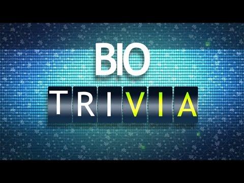 BIO Trivia with Lee Yong Dae (Korea)