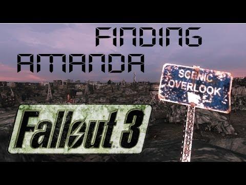 Finding Amanda Fallout 3  Part 4